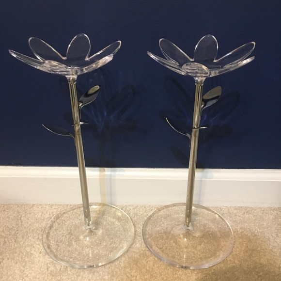 Umbra flower-shaped jewelry holder, 2 available